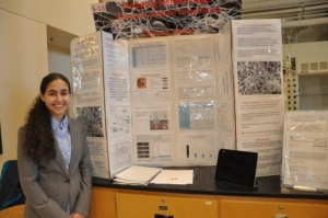 Deena wins at RPI for personal research