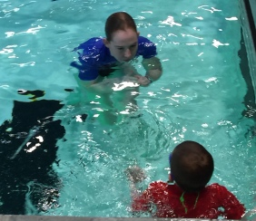 Swim lesson basics