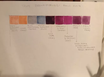 Pigments from plants